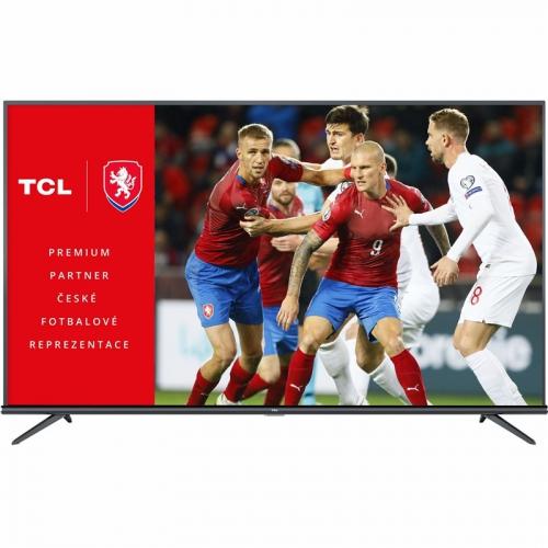 Televize TCL 65EP660 stříbrná