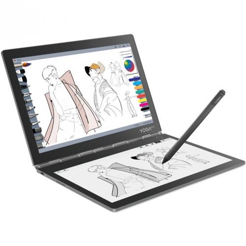 Dotykový tablet Lenovo Yoga Book C930 šedý