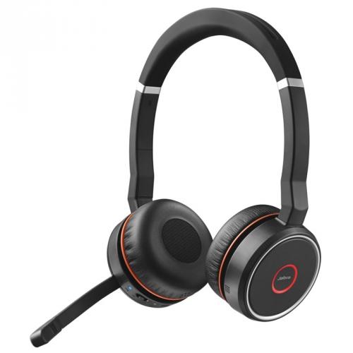 Headset Jabra Evolve 75 UC Stereo černý