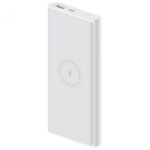 Powerbank Xiaomi Mi Wireless Essential 10000mAh bílá