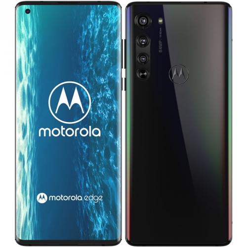 Mobilní telefon Motorola Edge černý