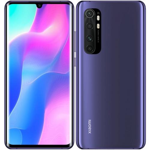 Mobilní telefon Xiaomi Mi Note 10 Lite 64 GB fialový