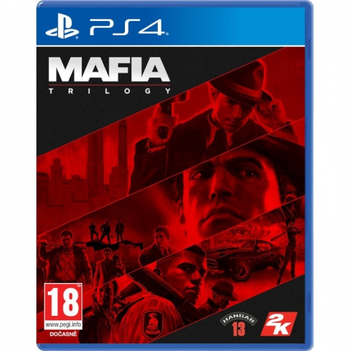 2K Games PlayStation 4 Mafia Trilogy