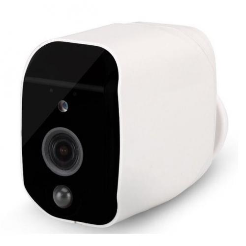 Kamera iQtech Smartlife BC01W, venkovní Smart Wi-Fi IP kamera bateriová, IP65