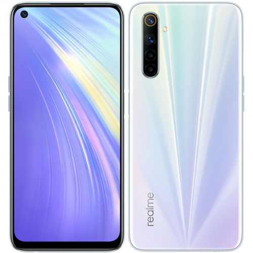 Mobilní telefon Realme 6 64 GB bílý