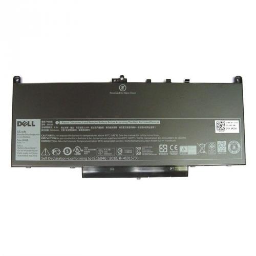 Baterie Dell 4cell 55W/HR pro Latitude E7270,E7470