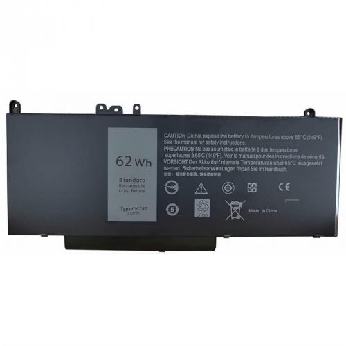 Baterie Dell 4-cell 62W/HR Li-ion pro Latitude E5270, E5470, E5570