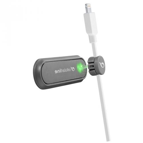 CellularLine magnetický držák kabelu Cable Manager, 2 x magnetický klip