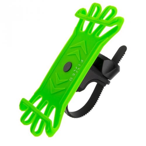FIXED Bikee univerzální držák na kolo - limetkový