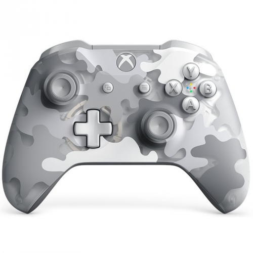Gamepad Microsoft Xbox One Wireless - Arctic Camo Special Edition