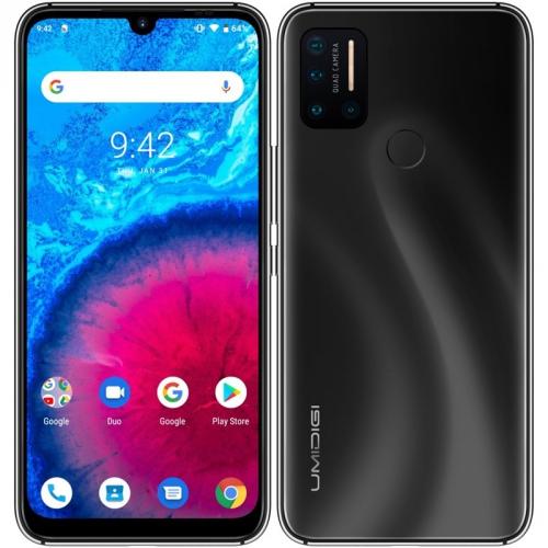 Mobilní telefon UMIDIGI A7 Pro 128 GB černý