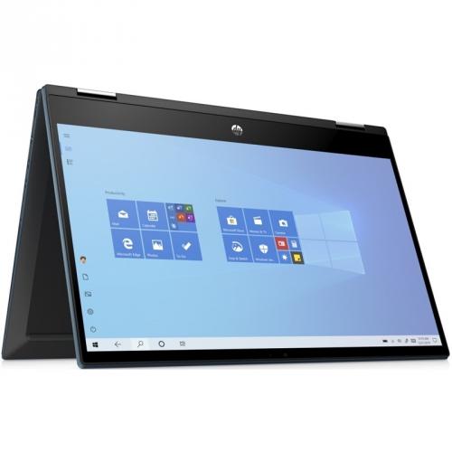 Notebook HP Pavilion x360 14-dw0000nc modrý