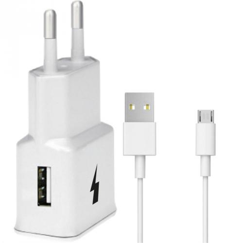 WG 1xUSB, QC 3.0 + Micro USB kabel