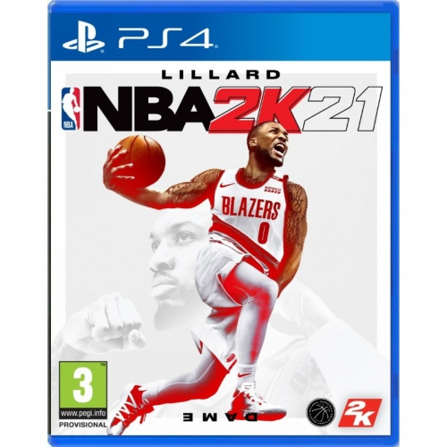 Take 2 PlayStation 4 NBA 2K21
