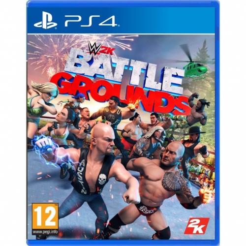 Take 2 PlayStation 4 WWE Battlegrounds