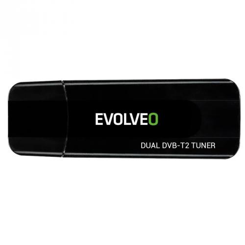 Evolveo Venus T2, 2x HD DVB-T2 USB