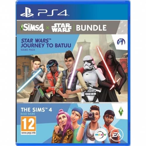 EA The Sims 4 Základní hra + Star Wars