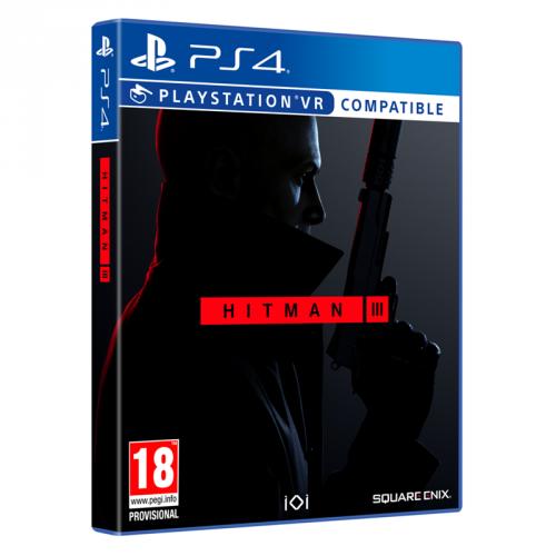 Ostatní PlayStation 4 Hitman 3