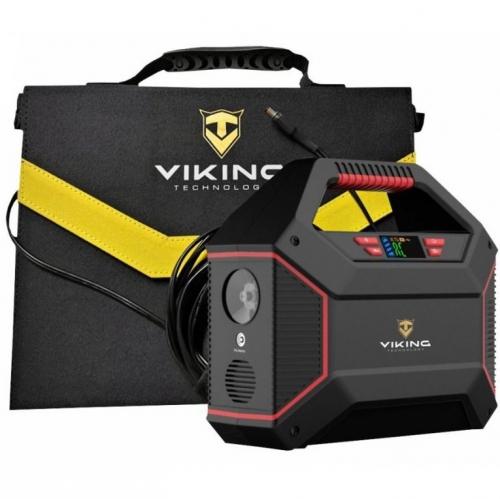 Viking GB155Wh + solární panel L50