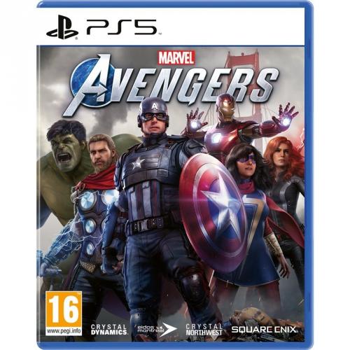 SQUARE ENIX Playstation 5 Marvel's Avengers