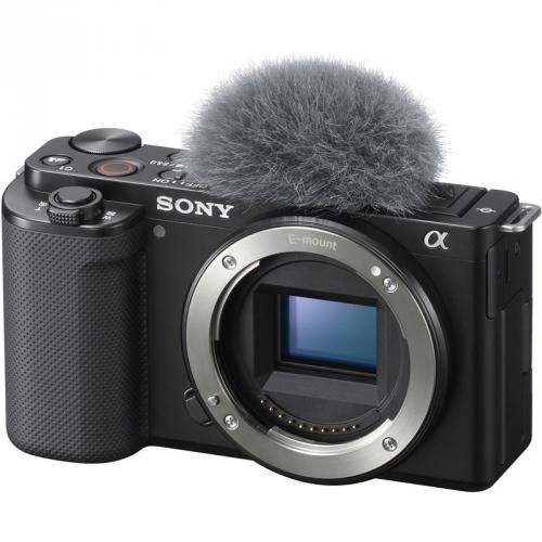 Sony ZV-E10, tělo