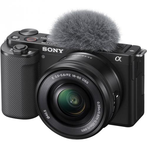 Sony ZV-E10 + 16-50