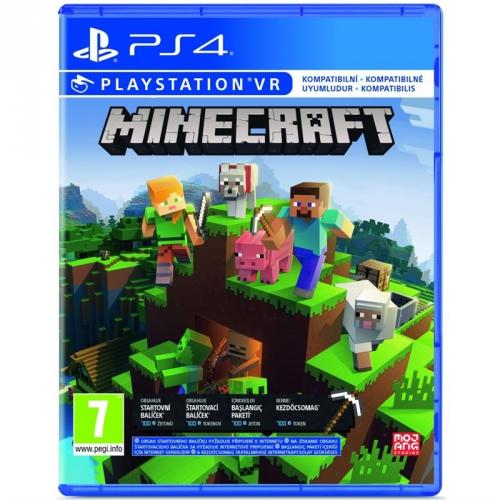 Microsoft PlayStation 4 Minecraft Starter Collection Refresh