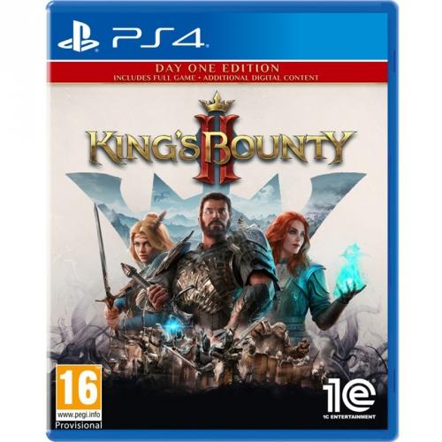 1C Company PlayStation 4 King's Bounty II