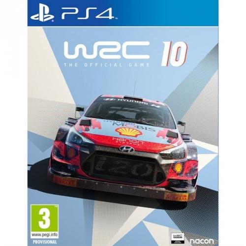 Nacon PlayStation 4 - WRC 10