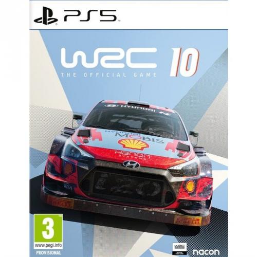 Nacon PlayStation 5 - WRC 10