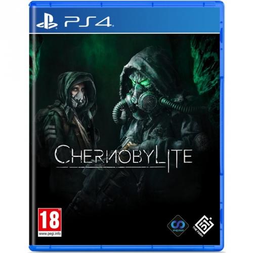 CENEGA Perp Games PlayStation 4 Chernobylite