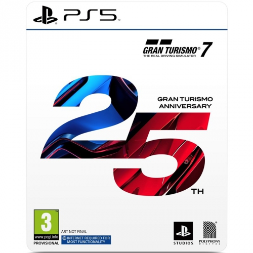 Sony PlayStation 4/5 Gran Turismo 7 - Anniversary Edition