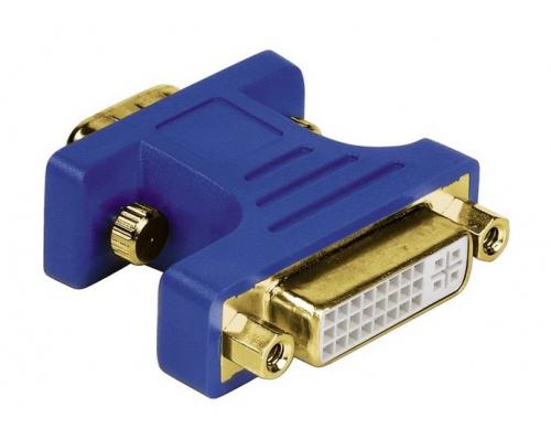 Hama DVI / VGA (D-SUB)
