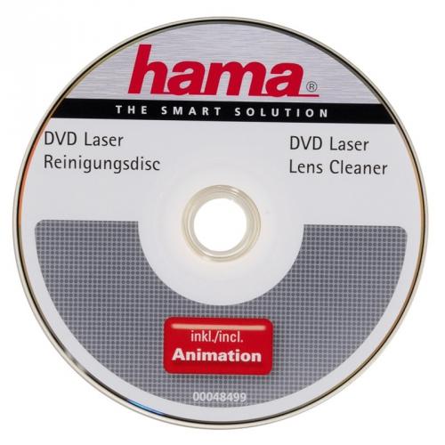 Hama 1ks čístící DVD