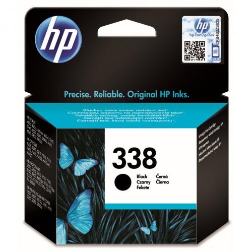 HP Photosmart No. 338, 11ml, 450 stran - originální černá