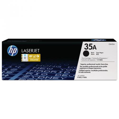 HP CB435A, 1,5K stran - originální černý
