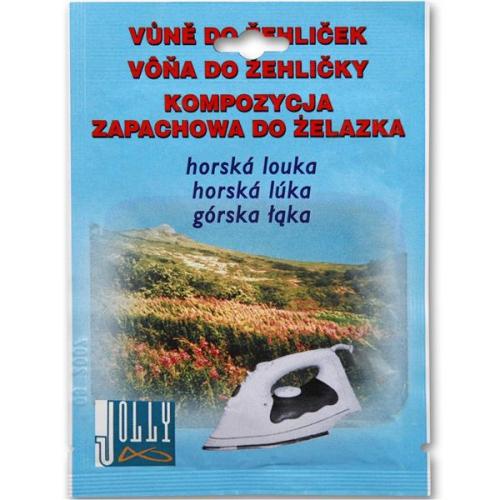Fotografie Jolly 2002 - vůně do žehliček - horská louka