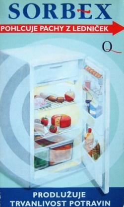 Pohlcovač pachů do chladničky Jolly Sorbex