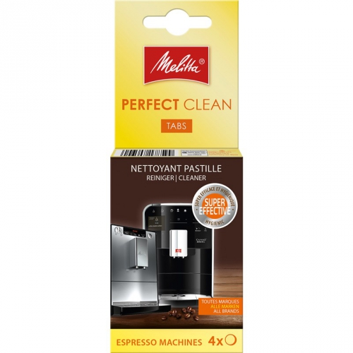 Melitta Perfect clean Espresso 4x1,8g
