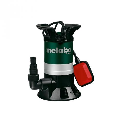 Fotografie Metabo PS 7500 S, pro odpadní vody