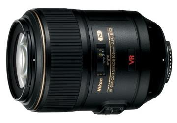 Nikon NIKKOR 105MM F2.8 MICRO A černý