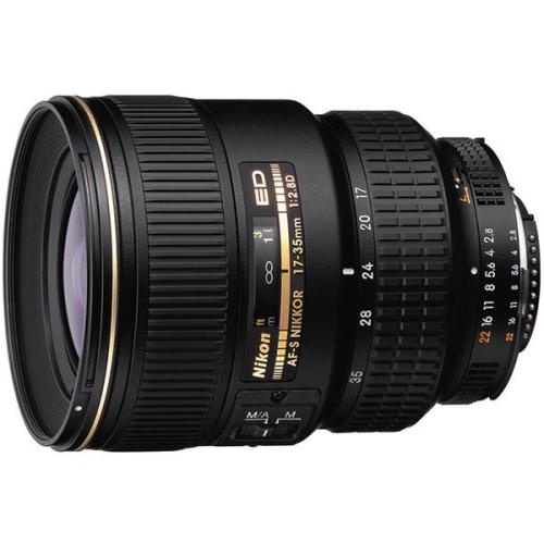 Nikon NIKKOR 17-35MM F2.8 AF-S IF-ED černý