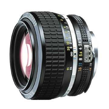 Nikon NIKKOR 50MM F1.2 NIKKOR A černý