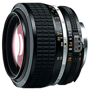 Nikon NIKKOR 50MM F1.4 NIKKOR A černý