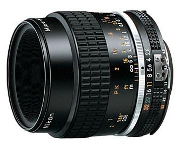 Nikon NIKKOR 55MM F2.8 MICRO-NIKKOR A černý