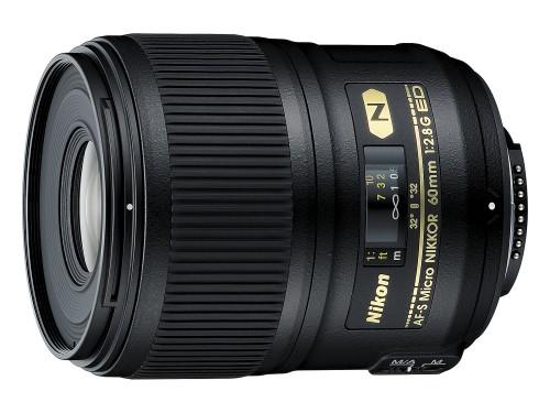 Nikon NIKKOR 60MM F2.8G ED AF-S MICRO černý