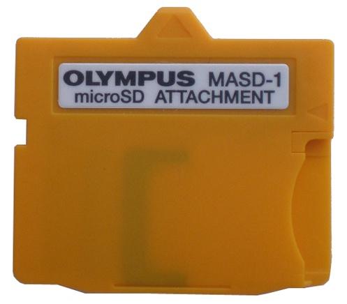 Olympus MASD-1 žlutá