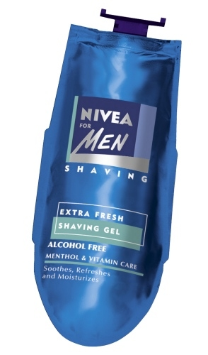 Philips Nivea For Men HQ 171/03 modrá