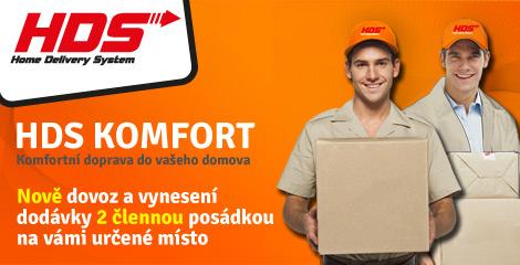 Komfortní doprava HDS komfort