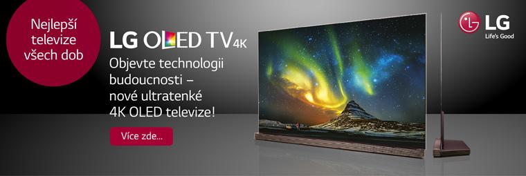 OLED televize – nejlepší z nejlepších